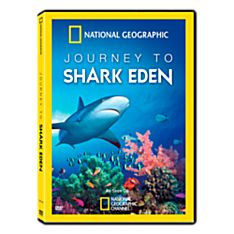 Journey to Shark Eden DVD