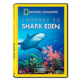 View Journey to Shark Eden DVD image
