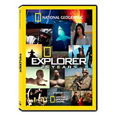 DVD of Famous Explorers