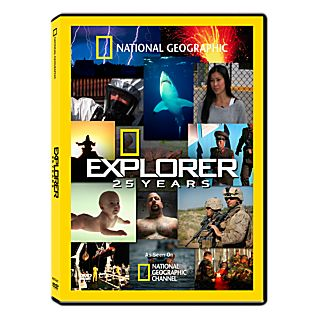 Explorer: 25 Years DVD