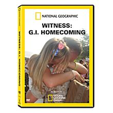 Witness: G.I. Homecoming DVD, 2012