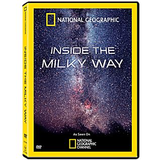 Inside the Milky Way DVD