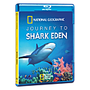 Journey to Shark Eden Blu-Ray Disc
