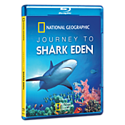 Journey to Shark Eden Blu-Ray Disc 1075446