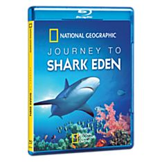 Journey to Shark Eden Blu-Ray Disc, 2010