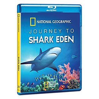 View Journey to Shark Eden Blu-Ray Disc image