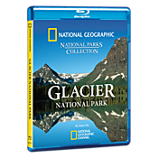 Glacier National Park Blu-Ray Disc 1075448
