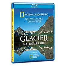 Glacier National Park Blu-Ray Disc