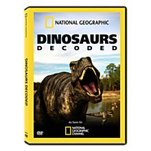Dinosaurs Decoded DVD