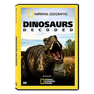 View Dinosaurs Decoded DVD image