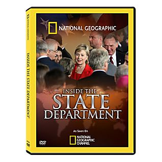 View Inside the State Department DVD image