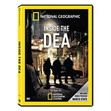 Inside the DEA DVD