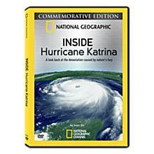 Inside Hurricane Katrina: Commemorative Edition DVD, 2010