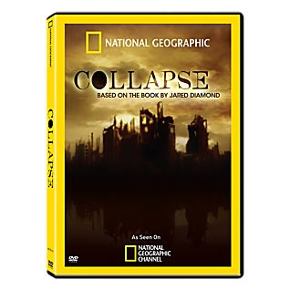 View Collapse: Based on the Book by Jared Diamond DVD image
