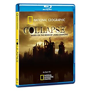 View Collapse: Based on the Book by Jared Diamond Blu-Ray Disc image