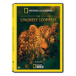 View The Unlikely Leopard DVD image