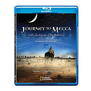 View Journey to Mecca Blu-ray Disc image