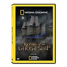 Return of the Ghost Ship DVD, 2011