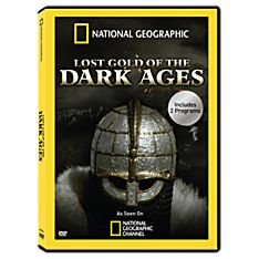 Lost Gold of the Dark Ages DVD