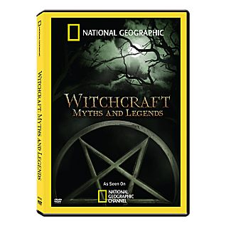 View Witchcraft: Myths and Legends DVD image