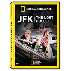 Jfk: The Lost Bullet DVD, 2011