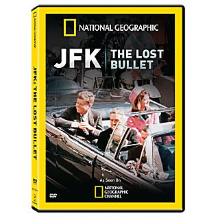 View JFK: The Lost Bullet DVD image