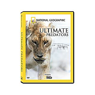View Ultimate Predators DVD image