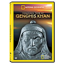 Forbidden Tomb Of Genghis Khan DVD, 2011