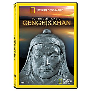 View Forbidden Tomb Of Genghis Khan DVD image
