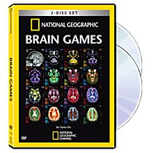 Brain Games Season One DVD