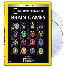 Brain Games Season One DVD, 2011