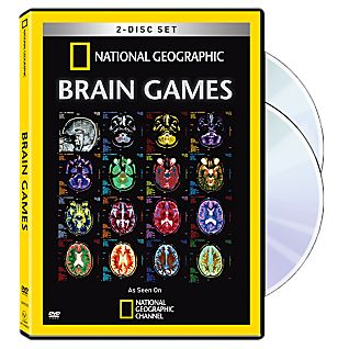 View Brain Games Season One DVD image