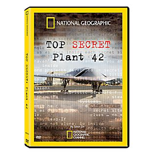Top Secret: Plant 42 DVD