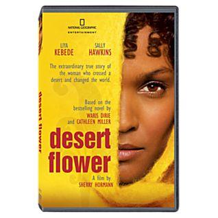 View Desert Flower DVD image
