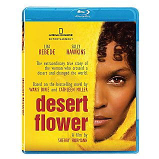 View Desert Flower Blu-Ray Disc image