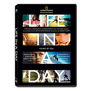 View Life in a Day DVD image