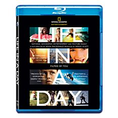 Life in a Day Blu-ray Disc