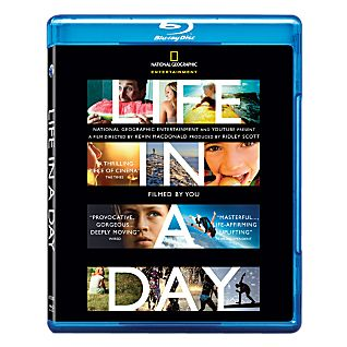 View Life in a Day Blu-ray Disc image