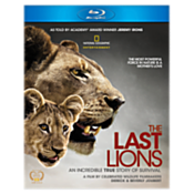 The Last Lions Blu-ray Disc 1075537