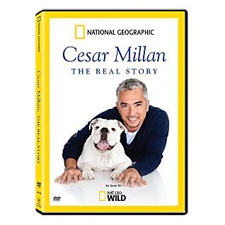 View Cesar Millan: The Real Story DVD image