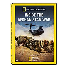 Inside the Afghanistan War DVD