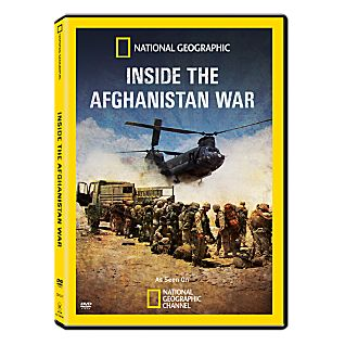 View Inside the Afghanistan War DVD image