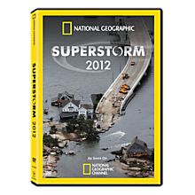 Superstorm 2012 DVD