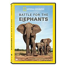 Battle For the Elephants DVD