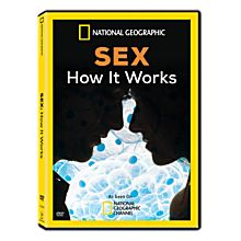 Sex: How It Works DVD