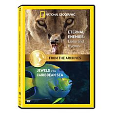 Eternal Enemies and Jewels of the Caribbean Sea DVD