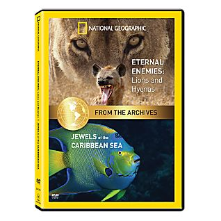 View Eternal Enemies and Jewels of the Caribbean Sea DVD image