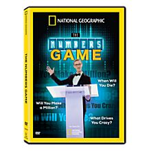 The Numbers Game DVD, 2013