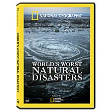 World's Worst Natural Disasters DVD, 2013