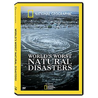 View World's Worst Natural Disasters DVD image